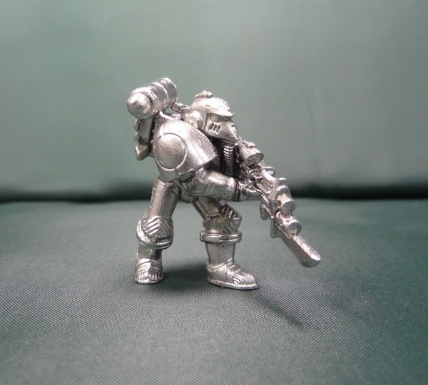 Imperial Space Marine Limited