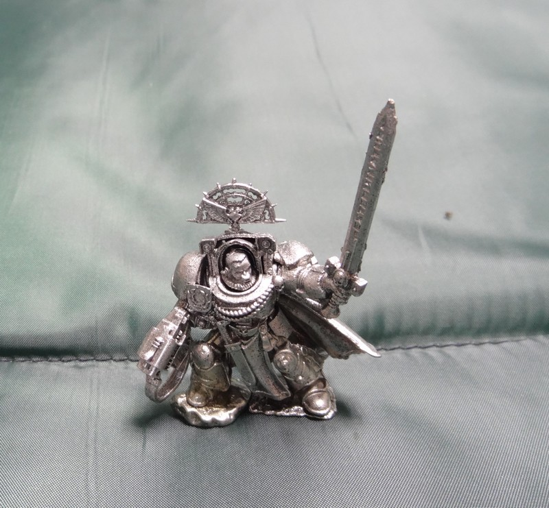 Spacemarine Terminator Captain